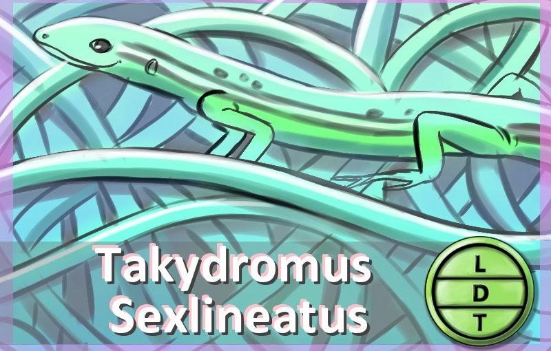 Episode 93 – Long-Tailed Grass Lizard: Reggie Tails